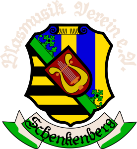 Blasmusikverein Schenkenberg e.V. - Logo Creme