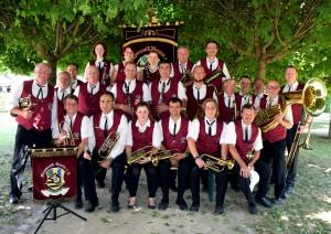 Blasmusikverein Schenkenberg e.V. - Peter und Paul Delitzsch 2015