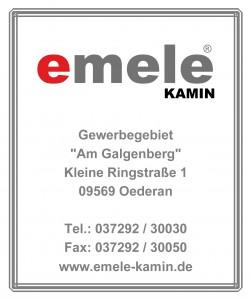 Emele Kamin förderer des Blasmusikverein Schenkenberg e.V.