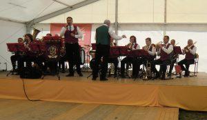Dorffest Glesien 2016 - Blasmusikverein Schenkenberg e.V.