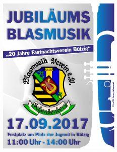 20 Jahre Fastnachtsverein Bülzig 2017 - Blasmusikverein Schenkenberg e.V.