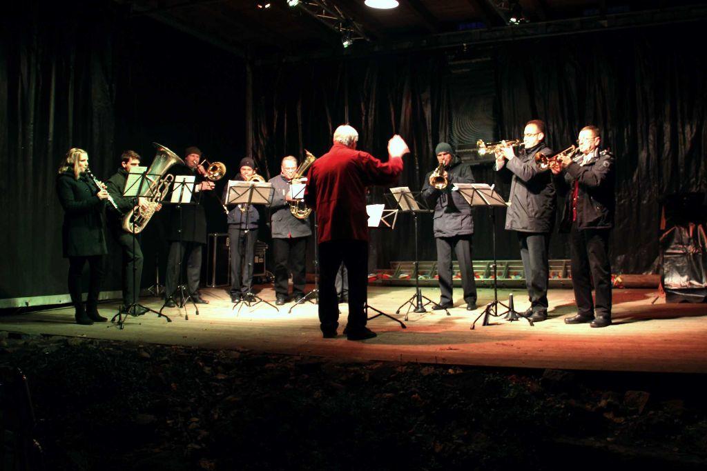 Adventsmarkt + Adventskonzert Schenkenberg 2016 - Blasmusikverein Schenkenberg e.V.