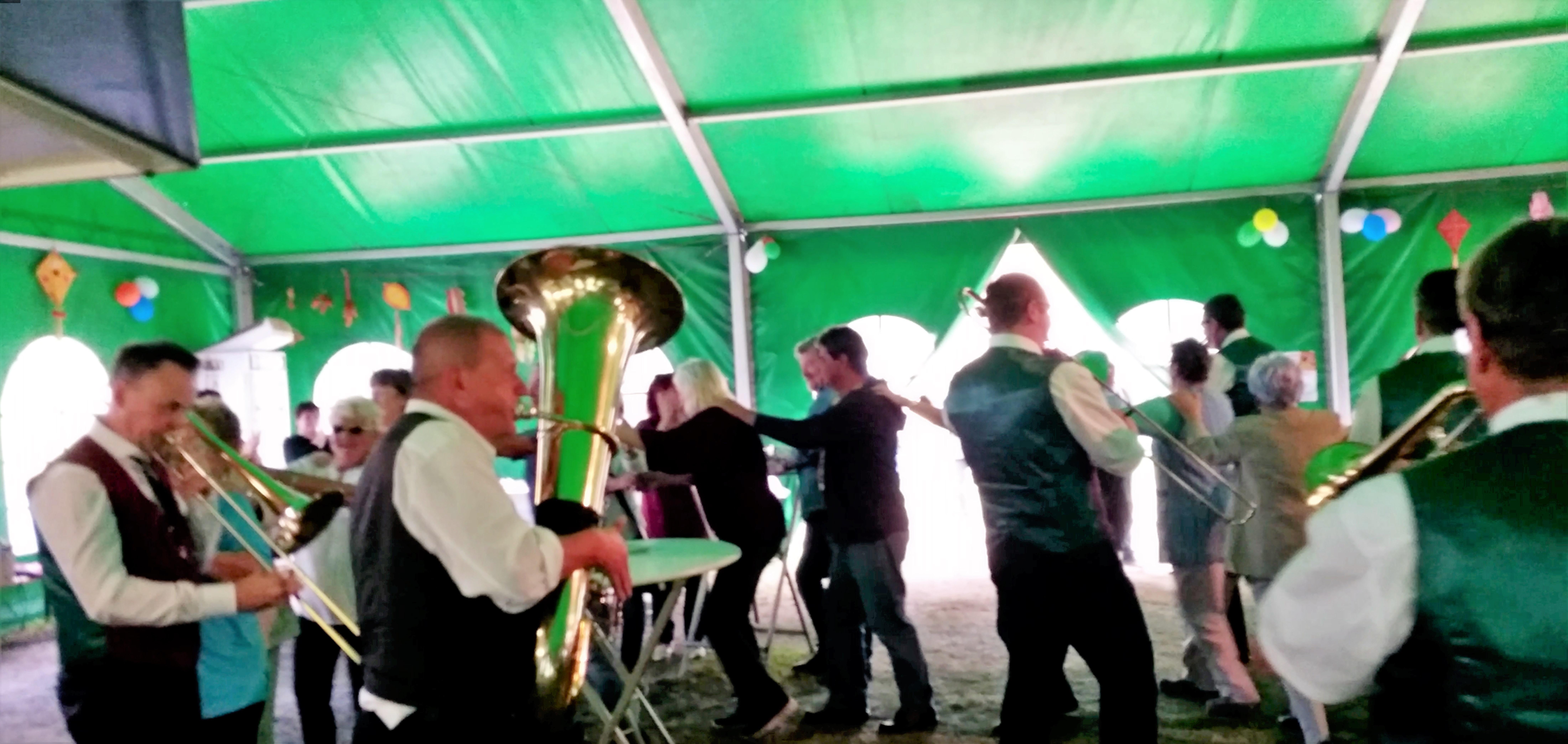 Dorffest Bülzig und Jubiläum des Fastnachtsvereines Bülzig e.V - Blasmusikverein Schenkenberg e.V.