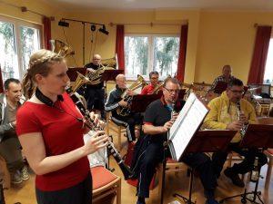 Probelager 2018 - Blasmusikverein Schenkenberg e.V.